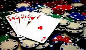 cards chips casino